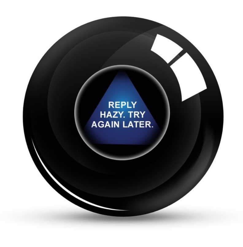 OH MAGIC 8 BALL – Real Talk 4 Everyone
